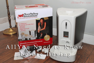 Pet Feedster USA PF-10 CAT Pet Feedster review