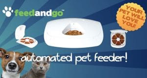 Feed and Go Smart Pet Feeder review – Best automatic pet feeders for cats