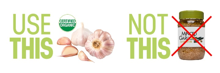 Natural Flea Treatments Garlic