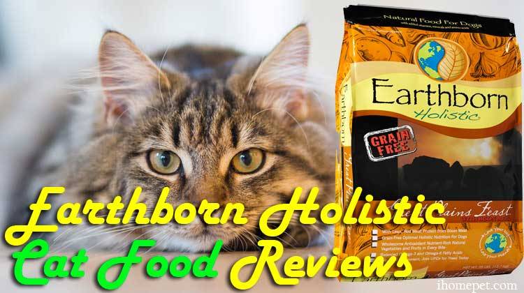 Earthborn Holistic cat food reviews