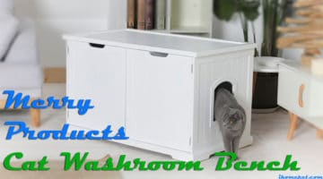 Merry Products Cat Washroom Bench Review