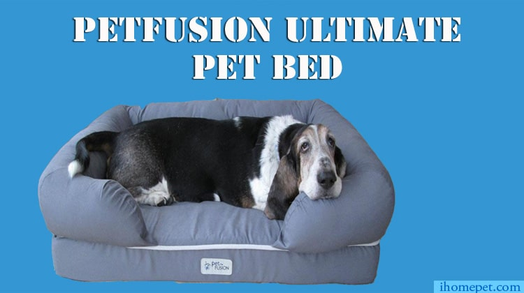 Petfusion Ultimate Pet Bed Ihome Pets